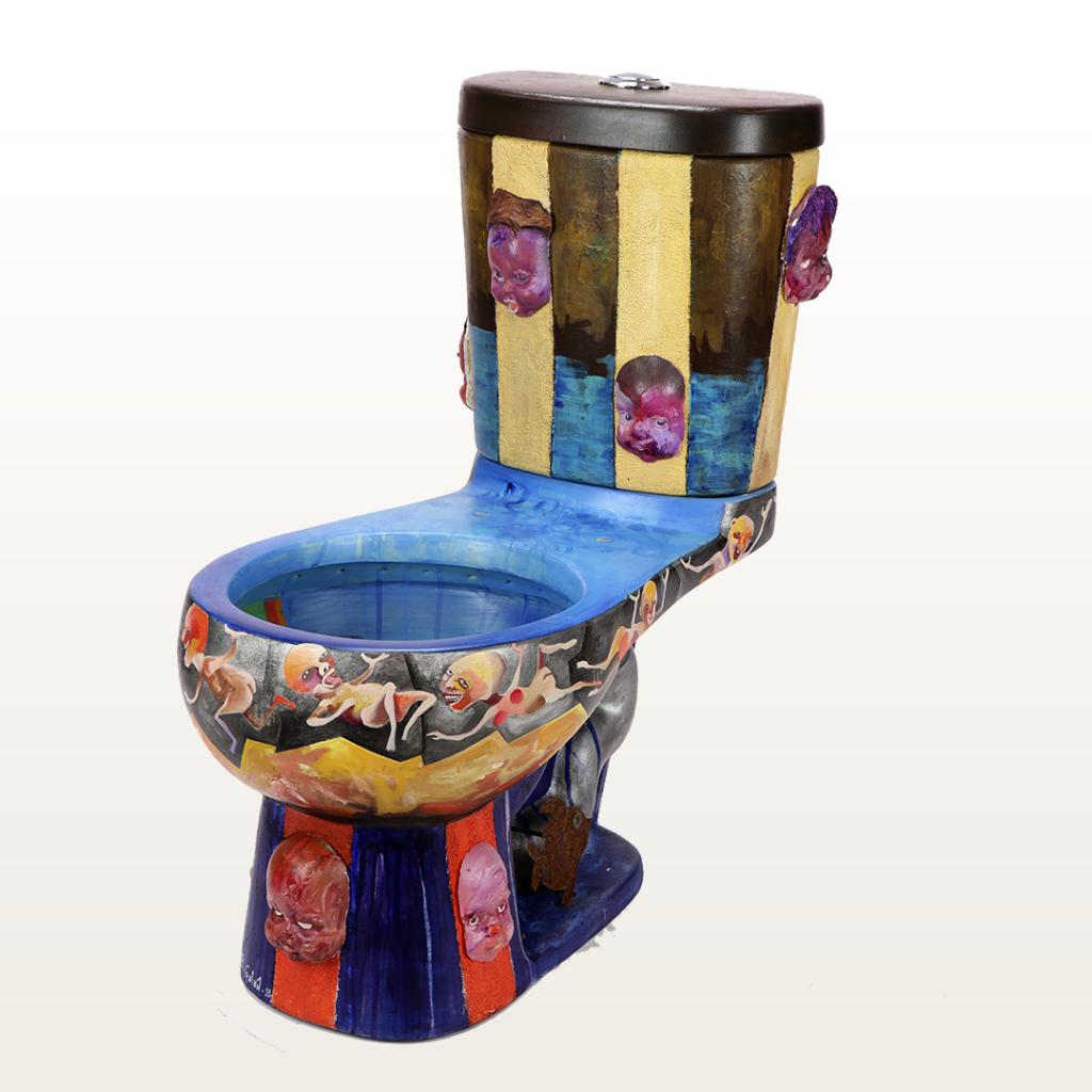 Dadores de Agua – J. Luis R. Galán